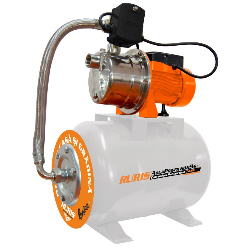 Hidrofor RURIS AquaPower 6009S 880W